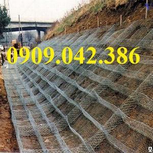 2021-09-26 15:11:19  7  Rọ đá bọc nhựa PVC, rọ đá mạ kẽm, hộc đá giá tốt 25,000