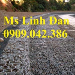2021-09-26 15:11:19  6  Rọ đá bọc nhựa PVC, rọ đá mạ kẽm, hộc đá giá tốt 25,000