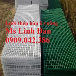 2021-09-26 15:34:12  6  Lưới hàn sơn tĩnh điện, lưới ô vuông sơn tĩnh điện, 25,000