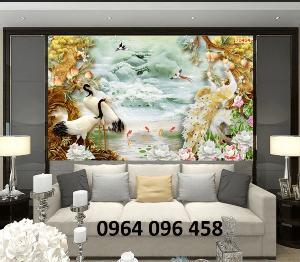 2021-09-27 06:43:29  1  Tranh gạch men 3d trang trí phòng khách - BVC3 1,200,000