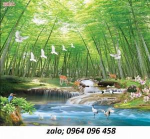 2021-09-27 06:47:32  1  Tranh gạch 3d ốp tường mẫu phong cảnh thiên nhiên - 656XP 1,200,000