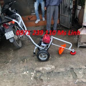 Máy cắt cỏ đẩy tay Yikito GX35