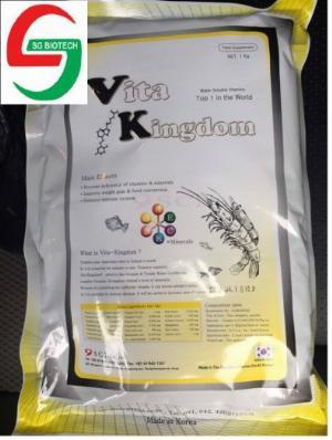Mua bán vitamin tổng hợp bổ sung cho tôm cá - Vitamin king dom