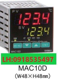 ĐỒNG HỒ NHIỆT ĐỘ MAC10D-MCF-2R