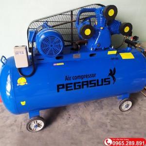 Pegasus máy nén khí dây đai 10HP-500L