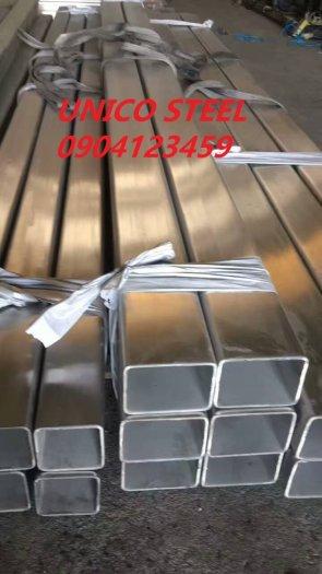 ỐNG HỘP VUÔNG, ỐNG HỘP CHỮ NHẬT INOX  316/316L/SUS316L.