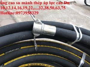 Ống cao su thủy lực - ống dẫn hóa chất xăng dầu D6 1/4 . D8 5/16, D10 3/8, D13 1/2, D16 5/8,D19 3/4,D25 1, D32 1/1.4, D38 1/1.2,D50 2