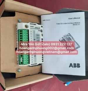 RTAC-01 | ABB | Module giao tiếp | Hoàng Anh Phương