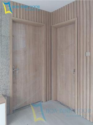 Cửa gỗ công nghiệp mdf tại Tiền Giang