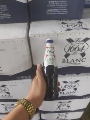 Bia Blanc 1664 330ml, 24 chai