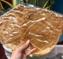 Bánh tráng tỏi (xì ke)