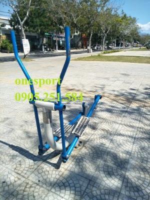 Thiết bị tập đi bộ lắc tay đơn - Dụng cụ tập thể dục công viên