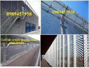 Lưới dập giãn, lưới hình thoi, lưới kéo giãn làm hàng rào, Lưới XG, Lưới XS, Lưới S, Lưới CH