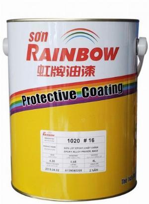 Sơn chịu nhiệt Rainbow 400oC