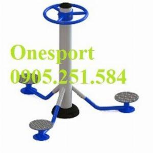 Máy tập xoay eo 3 hướng - dụng cụ tập thể thao ngoài trời ONESPORT
