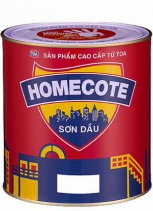 Cần bán 5 thùng Sơn dầu Toa hiệu Homecote quận Tân Bình