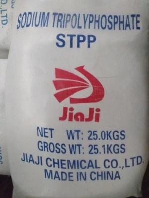Sodium tripolyphosphate (STPP - Na5P3O10) -Jiaji/Trung Quốc