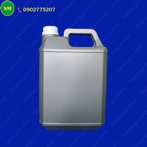 Can đựng xăng 20 lít - can nhựa hdpe tròn, vuông đựng hóa chất.