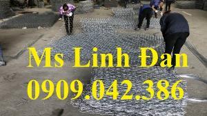 Rọ đá mạ kẽm dày 2.2ly, 2.7 ly