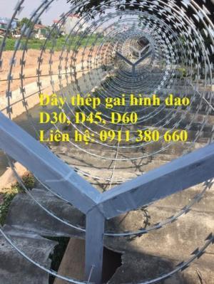 Dây thép gai hình dao giá tốt nhất tại Hà Nội