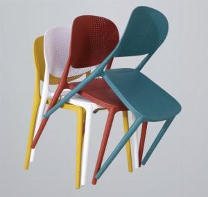 Ghế nhựa đúc Pony nhiều màu