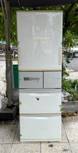Tủ lạnh SHARP SJ-HL40M-H --- 401 LIT 5 cánh