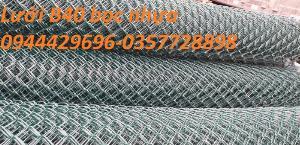 Lưới B40 Bọc Nhựa Khổ 1M,1.2M,1.5M,1.8M ,2M  sẵn kho giao hàng nhanh