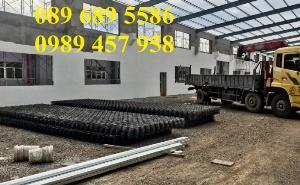 Lưới thép hàn đen phi 4 50x50, Lưới đen phi 5 100x100, Lưới hàn mạ kẽm có sẵn