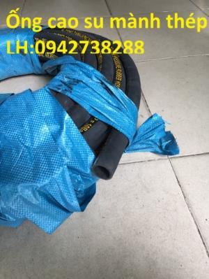 Ống cao su bố vải phi 48 chất lượng cao hàng có sẵn