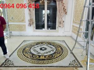 Gạch thảm phòng khách khổ lớn - 755XP