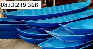 Thuyền câu cá cho 4 người - Thuyền composite sức chở 400kg