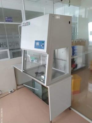 Tủ thao tác PCR có lọc 700