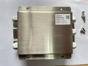 Hộp nối tín hiệu loadcell AJ-4P sản xuất bởi ARAVIN - Việt Nam : 0915322692