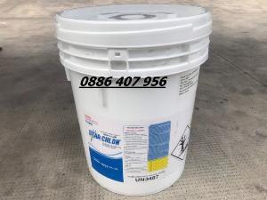 Chlorine Nankai Nhật bản xử lí nước