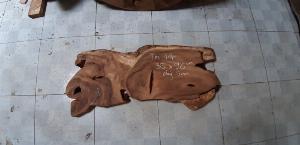 Phôi gỗ đổ epoxy Me tây Tn 14 ( 35cm x 96cm )
