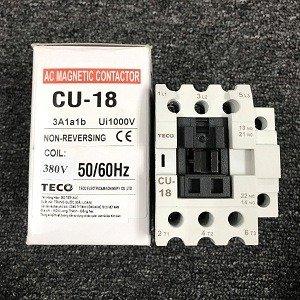 Khởi động từ CU22 xuất xứ TECO - Giá tốt - Hàng có sẵn : 0915322692