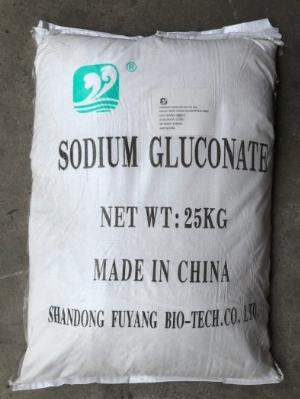 Sodium gluconate (C6H11O7Na) – Trung Quốc