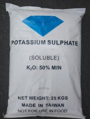 Potassium sulfate (K2SO4) – Đài Loan