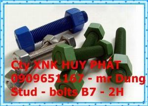 Bulong ( Stud Bolts) ASTM A193 B7/2H
