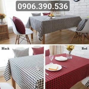Chuyên cung cấp khăn trải bàn các loại, giá tốt
