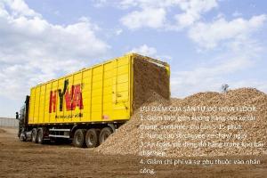 Sàn trượt tự đổ Hyva: giải pháp đổ hàng rời hiệu quả nhất
