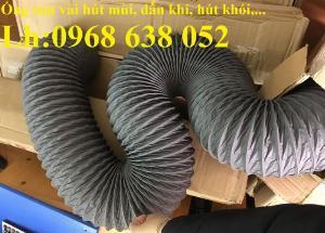 Mua ống gió mềm vải, ống gió mềm nhôm ở đâu uy tín chất lượng gía rẻ