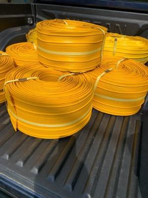 Băng cản nước,khớp nối nhựa pvc V300-20m dài chống thấm hầm,bể chứa nước