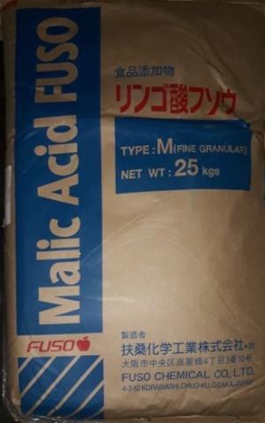 Bán DL MALIC ACID - Nhật bản - Giá tốt