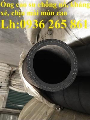 Mua ống cao su bố vải phi32, phi48, phi50, phi60, phi76 chịu áp lực cao giá rẻ