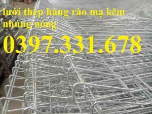 Nơi Sản xuất hàng rào phi 4, phi 5, phi 6 sơn tĩnh điện, mạ kẽm tại Kiên Giang