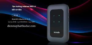 Router phát Wifi 4G di động Tenda 4G180 hàng chính hãng 100%