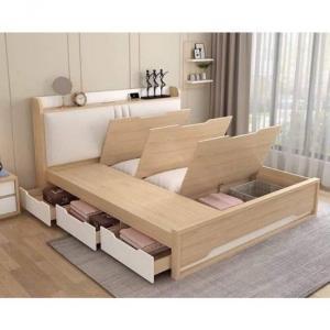 Mẫu giường ngủ thông minh giá tại xưởng Tân Uyên, Bình Dương