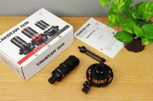 Micro thu âm Takstar PC-K320 - Màu Đen