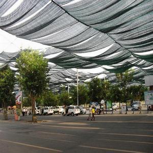 Lưới Che Giảm Nắng Làm Mát Sân Vườn